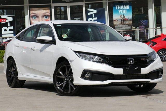 Discounted New Honda Civic RS, Warwick Farm, 2019 Honda Civic RS Sedan