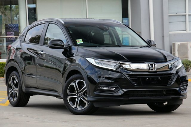 Discounted Demonstrator, Demo, Near New Honda HR-V VTi-LX, Narellan, 2019 Honda HR-V VTi-LX Hatchback
