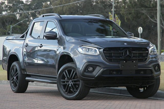 Demonstrator, Demo, Near New Mercedes-Benz X-Class X350d 7G-Tronic + 4MATIC Edition 1, Narellan, 2019 Mercedes-Benz X-Class X350d 7G-Tronic + 4MATIC Edition 1 Utility