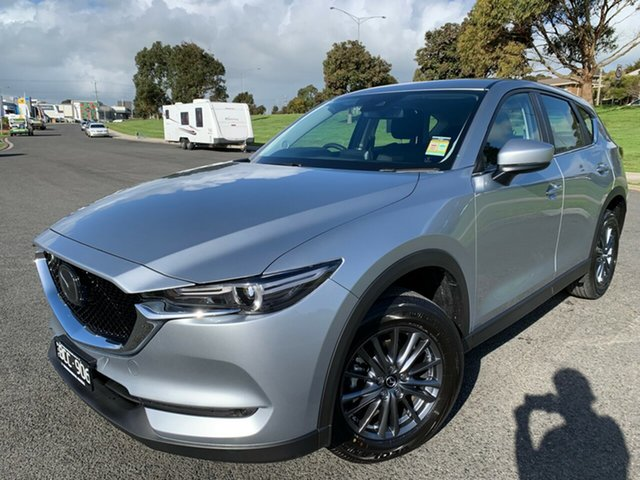 Demonstrator, Demo, Near New Mazda CX-5, Warrnambool East, 2019 Mazda CX-5 Wagon