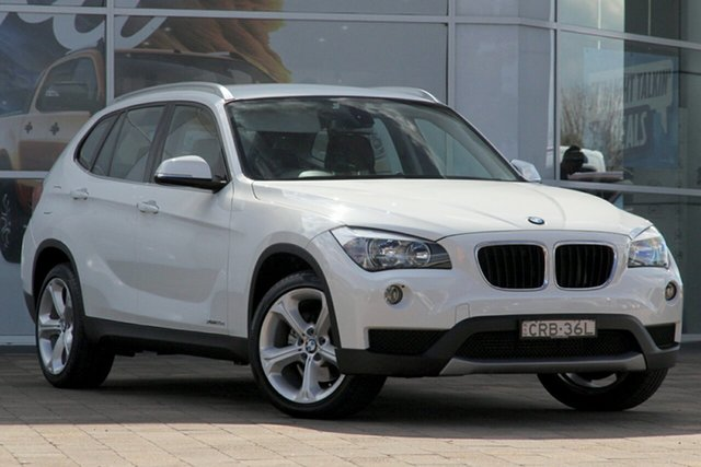 Discounted Used BMW X1 xDrive20d Steptronic AWD, Warwick Farm, 2013 BMW X1 xDrive20d Steptronic AWD SUV