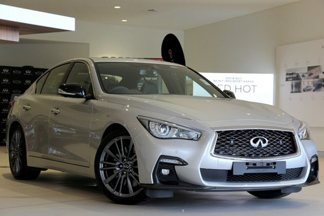 Discounted New Infiniti Q50 3.0TT RED Sport, Warwick Farm, 2018 Infiniti Q50 3.0TT RED Sport Sedan