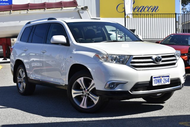Used Toyota Kluger KX-S 2WD, Northbridge, 2011 Toyota Kluger KX-S 2WD Wagon