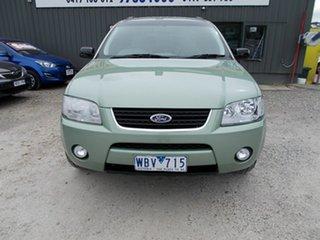 2007 Ford Territory TS Wagon.