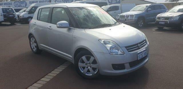 Discounted Used Suzuki Swift S, East Bunbury, 2009 Suzuki Swift S Hatchback