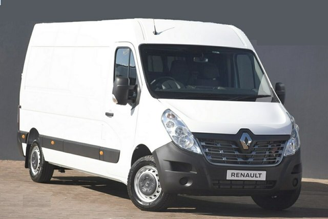 Discounted Demonstrator, Demo, Near New Renault Master Mid Roof LWB AMT, Warwick Farm, 2019 Renault Master Mid Roof LWB AMT Van