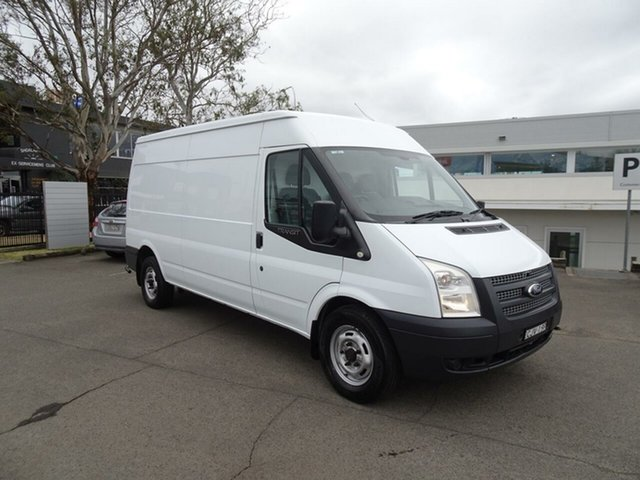 Used Ford Transit 350 High Roof LWB, Nowra, 2012 Ford Transit 350 High Roof LWB Van