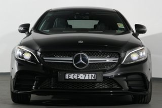 2019 Mercedes-Benz C-Class C43 AMG 9G-TRONIC 4MATIC Coupe.
