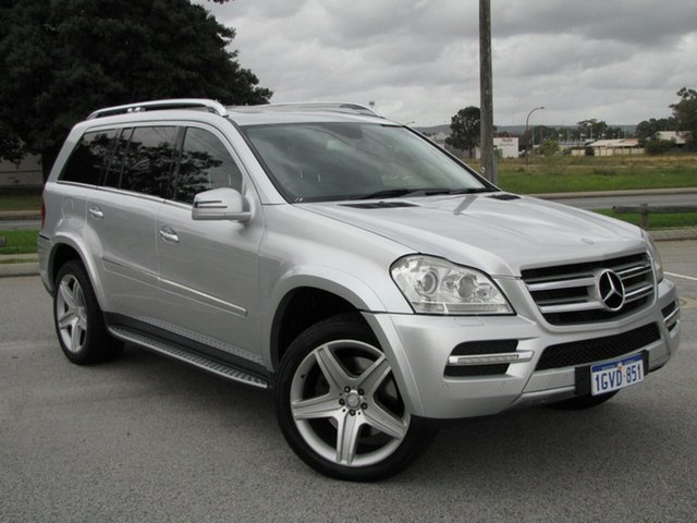 Used Mercedes-Benz GL450 CDI Luxury 7G-Tronic, Maddington, 2012 Mercedes-Benz GL450 CDI Luxury 7G-Tronic Wagon