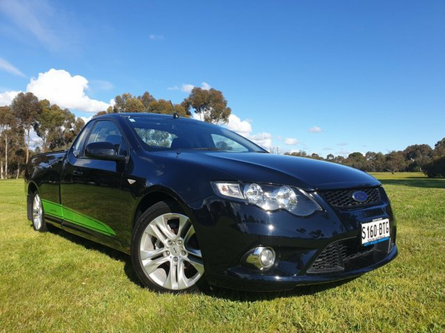 Used Ford Falcon XR6 Ute Super Cab, Cheltenham, 2008 Ford Falcon XR6 Ute Super Cab Utility