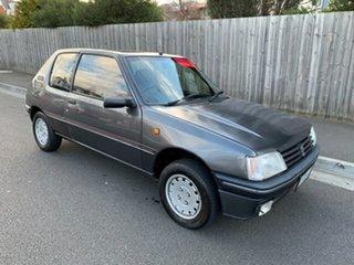 1993 Peugeot 205 SI Hatchback.