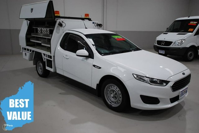 Used Ford Falcon Super Cab, Kenwick, 2015 Ford Falcon Super Cab Cab Chassis