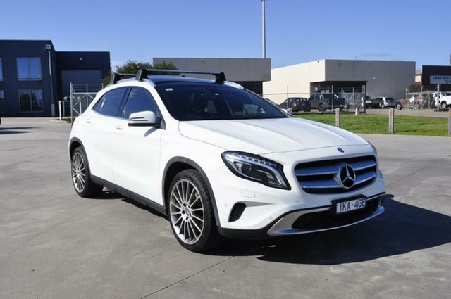 Used Mercedes-Benz GLA200 CDI, Hoppers Crossing, 2014 Mercedes-Benz GLA200 CDI Wagon
