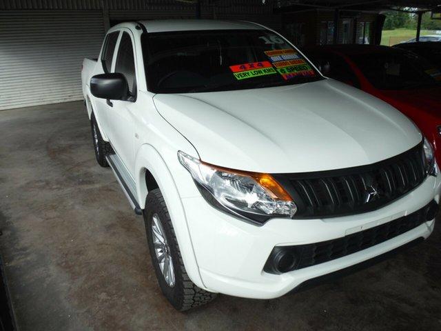 Used Mitsubishi Triton GLX Plus (4x4), East Lismore, 2016 Mitsubishi Triton GLX Plus (4x4) MQ MY17 Dual Cab Utility