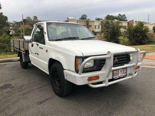 1996 Mitsubishi Triton Utility.
