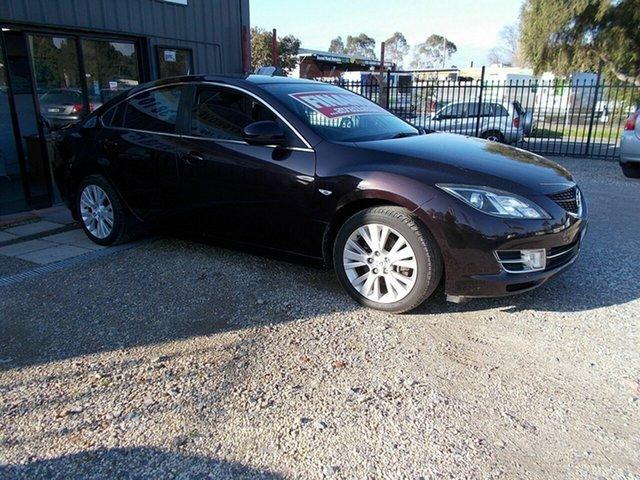 Used Mazda 6 Luxury, Bayswater, 2008 Mazda 6 Luxury Sedan