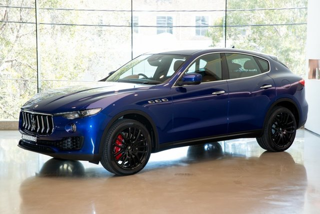 Used Maserati Levante S Q4, Waterloo, 2018 Maserati Levante S Q4 Wagon