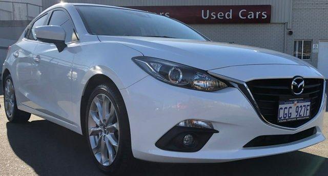 Used Mazda 3 SP25 SKYACTIV-Drive, Geraldton, 2014 Mazda 3 SP25 SKYACTIV-Drive Hatchback