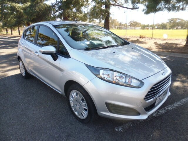Used Ford Fiesta Ambiente PwrShift, Nailsworth, 2016 Ford Fiesta Ambiente PwrShift Hatchback