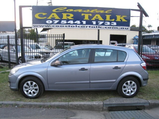 Used Holden Astra CD, Nambour, 2005 Holden Astra CD Hatchback