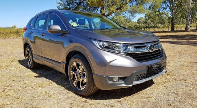 Demonstrator, Demo, Near New Honda CR-V VTi-E FWD, Tanunda, 2019 Honda CR-V VTi-E FWD Wagon