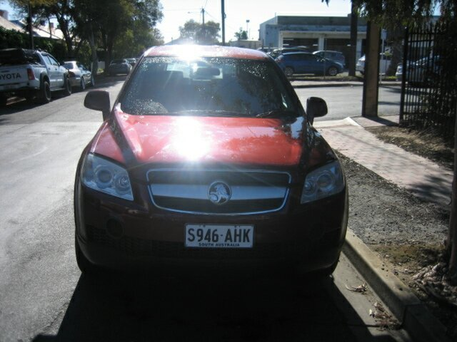 Used Holden Captiva CX (4x4), Prospect, 2007 Holden Captiva CX (4x4) Wagon