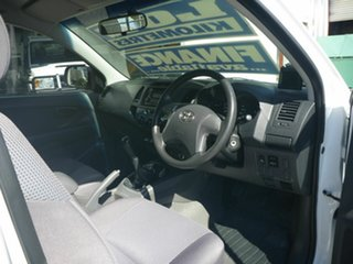 2013 Toyota Hilux SR Xtra Cab 4x2 Utility.