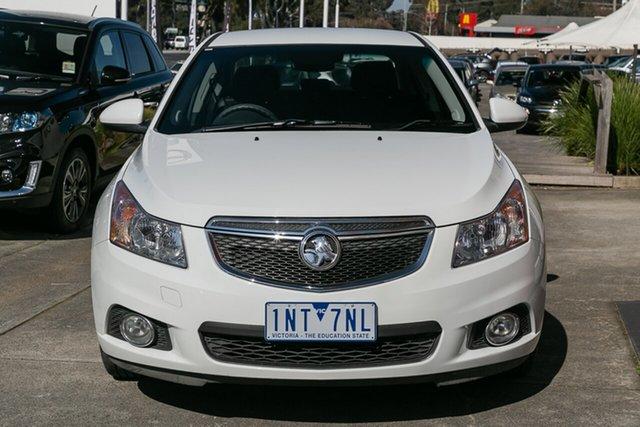 Used Holden Cruze Equipe, Mulgrave, 2014 Holden Cruze Equipe JH Series II MY14 Sedan