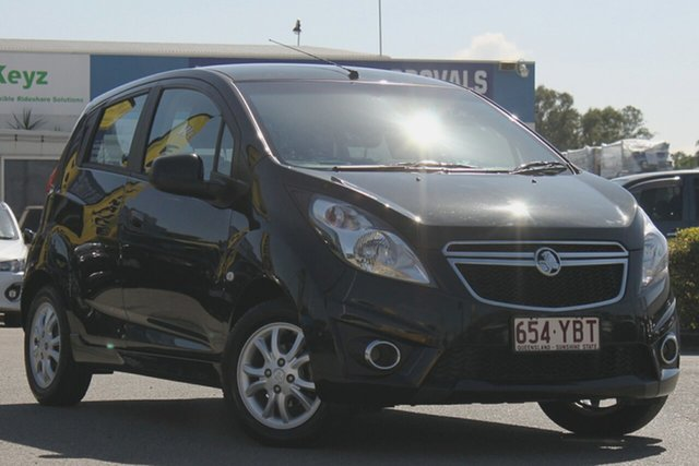 Used Holden Barina Spark CD, Toowong, 2013 Holden Barina Spark CD Hatchback