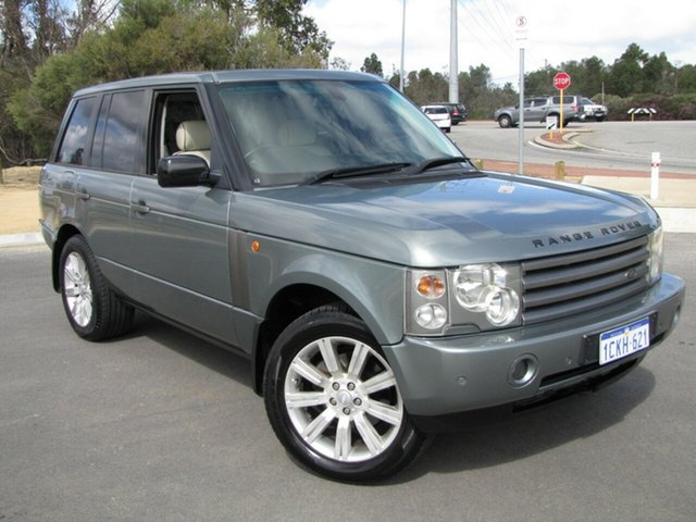 Used Land Rover Range Rover HSE, Maddington, 2004 Land Rover Range Rover HSE Wagon