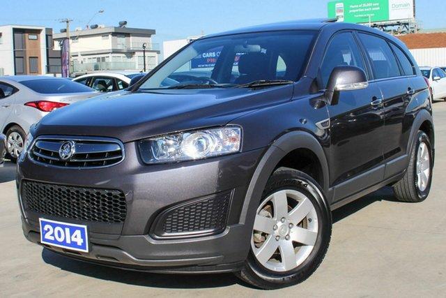 Used Holden Captiva 7 LS, Coburg North, 2014 Holden Captiva 7 LS Wagon