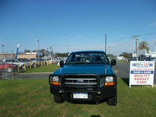 2001 Ford F250 XLT Pickup.
