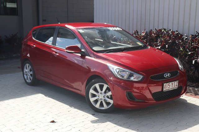 Used Hyundai Accent Sport, Cairns, 2018 Hyundai Accent Sport Hatchback