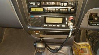 2003 Toyota Hilux (4x4) Dual Cab Pick-up.