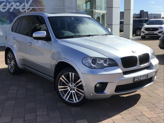 Used BMW X5 xDrive30d Steptronic, Warwick Farm, 2013 BMW X5 xDrive30d Steptronic SUV