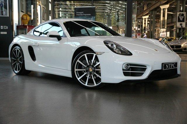 Used Porsche Cayman PDK, North Melbourne, 2014 Porsche Cayman PDK Coupe