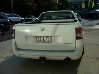 2008 Holden Commodore Omega Utility.