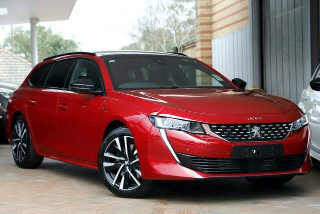 Discounted Demonstrator, Demo, Near New Peugeot 508 GT Sportwagon, Artarmon, 2019 Peugeot 508 GT Sportwagon Wagon