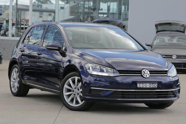 Used Volkswagen Golf 110TSI DSG Comfortline, Waitara, 2017 Volkswagen Golf 110TSI DSG Comfortline Hatchback