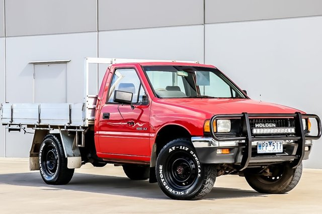 Used Holden Rodeo Deluxe, Pakenham, 1990 Holden Rodeo Deluxe Cab Chassis
