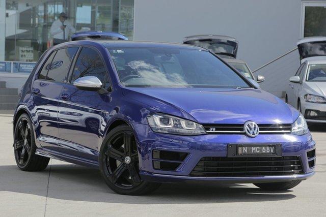 Used Volkswagen Golf R DSG 4MOTION, Waitara, 2014 Volkswagen Golf R DSG 4MOTION Hatchback