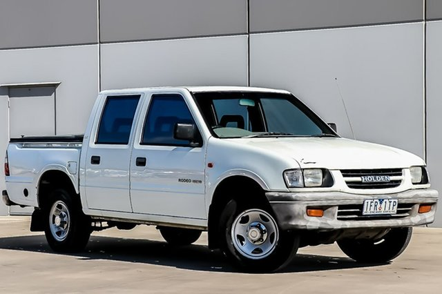 Discounted Used Holden Rodeo LT Crew Cab 4x2, Pakenham, 1999 Holden Rodeo LT Crew Cab 4x2 Utility