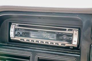 1999 Holden Rodeo LT Crew Cab 4x2 Utility.