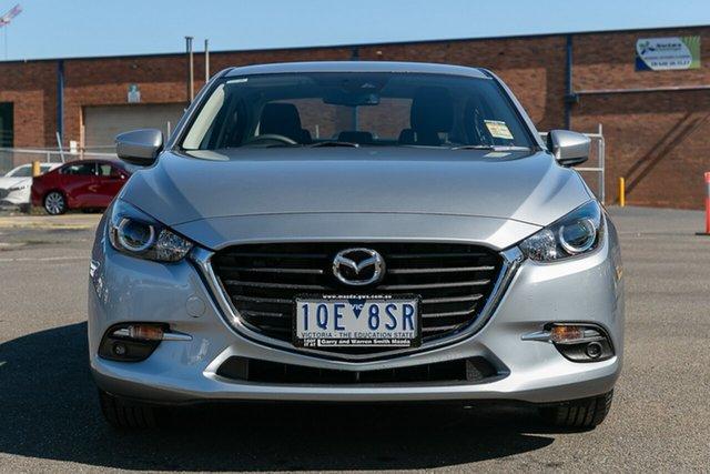 Demonstrator, Demo, Near New Mazda 3 Maxx Sport (5Yr), Mulgrave, 2019 Mazda 3 Maxx Sport (5Yr) BN MY18 Sedan