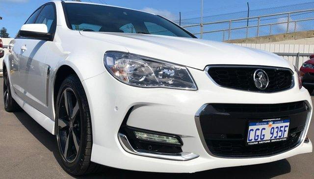 Used Holden Commodore SV6, Geraldton, 2017 Holden Commodore SV6 Sedan