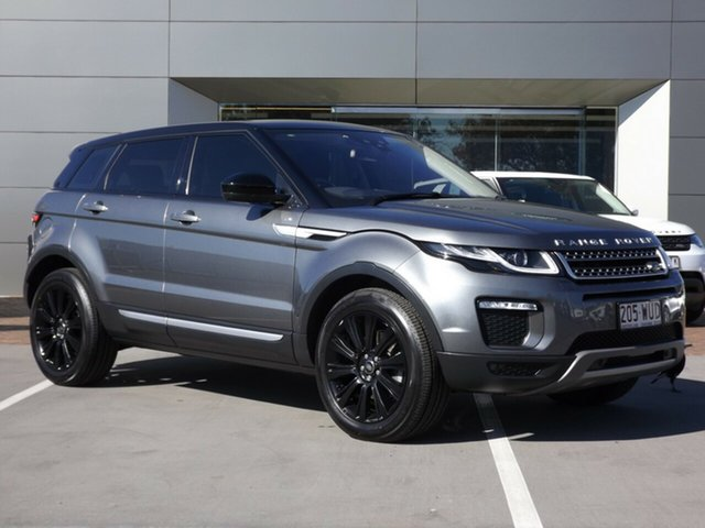 Used Land Rover Range Rover Evoque TD4 180 HSE Dynamic, Toowoomba, 2016 Land Rover Range Rover Evoque TD4 180 HSE Dynamic Wagon