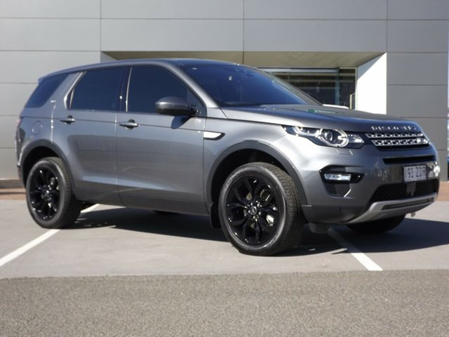 Used Land Rover Discovery Sport TD4 132kW HSE, Toowoomba, 2017 Land Rover Discovery Sport TD4 132kW HSE Wagon