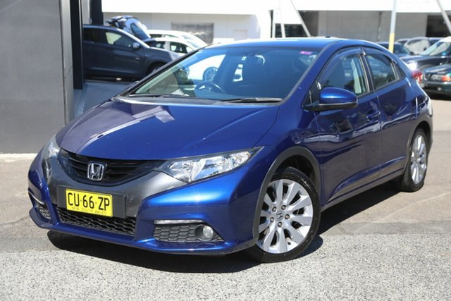 Used Honda Civic VTi-L, Brookvale, 2012 Honda Civic VTi-L Hatchback