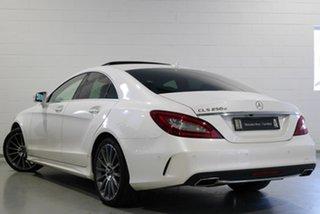 2017 Mercedes-Benz CLS-Class CLS250 d Coupe 7G-Tronic + Sedan.