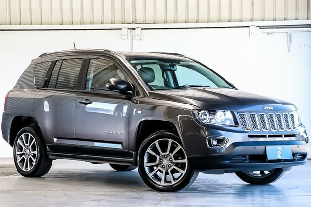 Used Jeep Compass Limited, Laverton North, 2015 Jeep Compass Limited Wagon